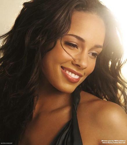 Alicia Keys Keep a Child Alive UN Speech