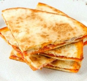 Lunchbox Pizza Quesadillas + 49 additional sandwich free lunches for school lunch