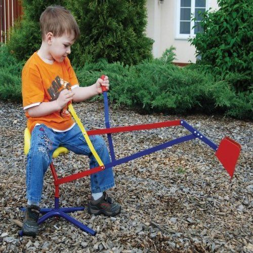 Children's Toy Sit On Mini Sand Digger