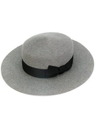 Federica Moretti Hut mit breiter Krempe