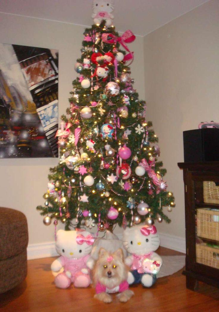 Hello Kitty Christmas Tree Decorations Take