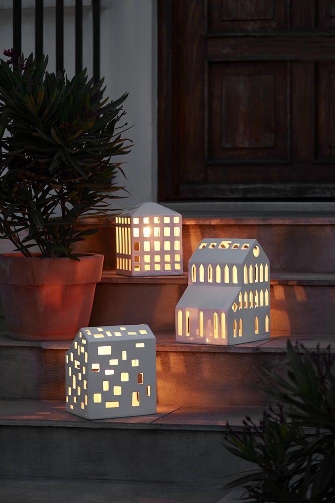 Urbania lyshus fra Kähler 399,-