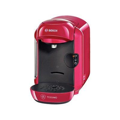 Chollo en Carrefour: Cafetera monodosis Bosch Tassimo Vivy por solo 39€. 3 Colores a elegir. Está al 50% del precio, probablemente hasta fin de existencias.