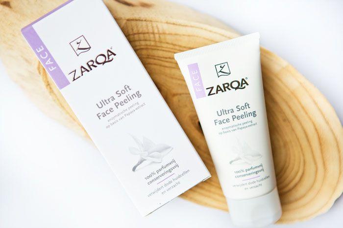 Zarqa Ultra Soft Face Peeling review