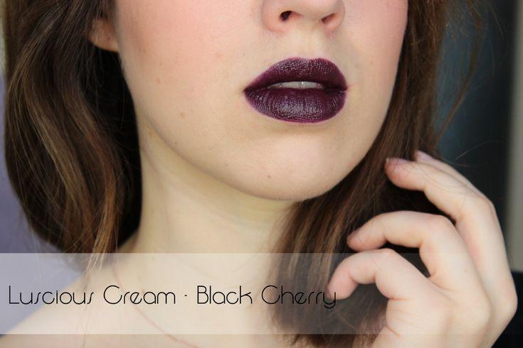 Dunkle Lippen - voll im Trend! (Kiko Haul) - Cream's Beauty Blog