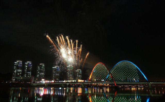 Daejeon Expo Park – Conheça o palco da Feira Mundial de 93