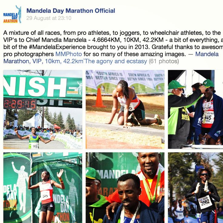 A beautiful collage #mandelamarathon