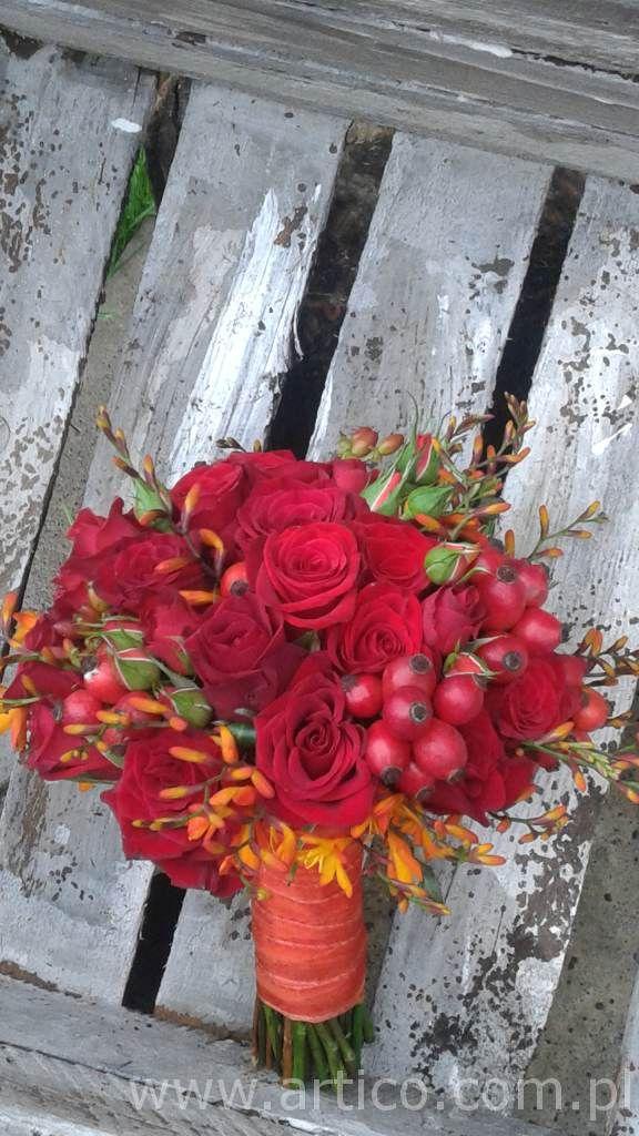 wedding www.artico.com.pl www.facebook.com/artico.kwiaty