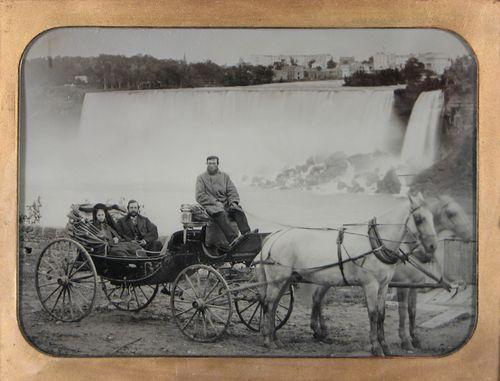 Niagra Falls c. 1865