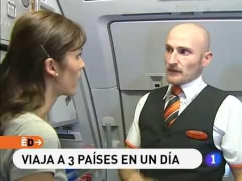 easyJet Madrid - Un día en la vida de un cabin crew