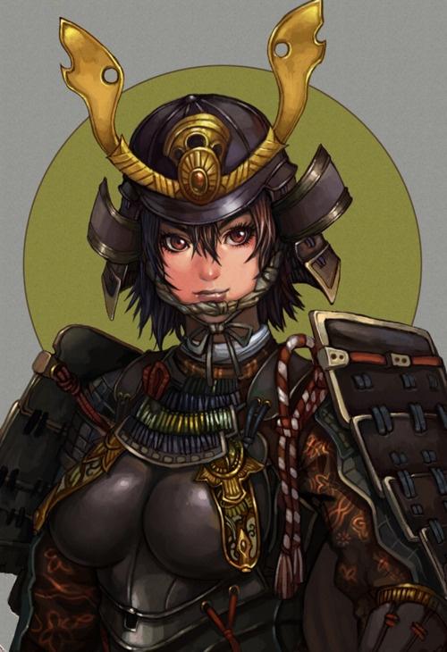 84 best images about Ninja girls/anime on Pinterest