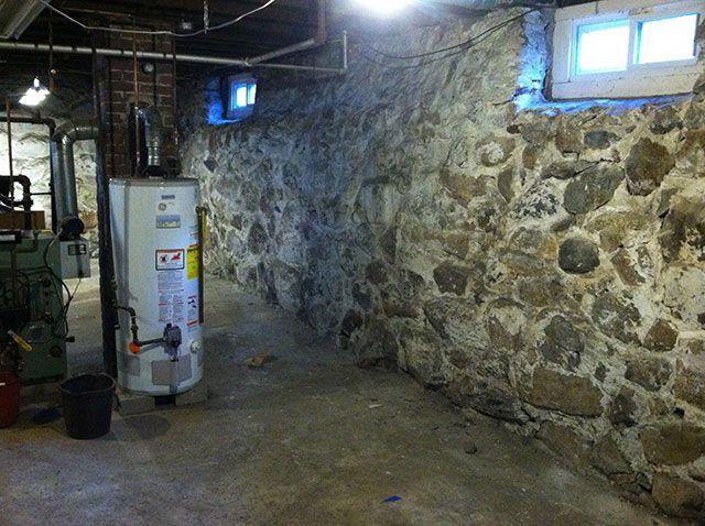 Stone Foundation Repair | Basement Waterproofing | Massachusetts