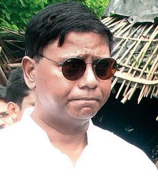 Joachim Baxla (16 January 1955 – 6 March 2017) was a member of the 14th Lok Sabha of India. He represented the Alipurduars constituency of West Bengal and was a member of the Revolutionary Socialist Party (RSP) political party. Baxla died on 6 March 2017 after a battle with CANCER.