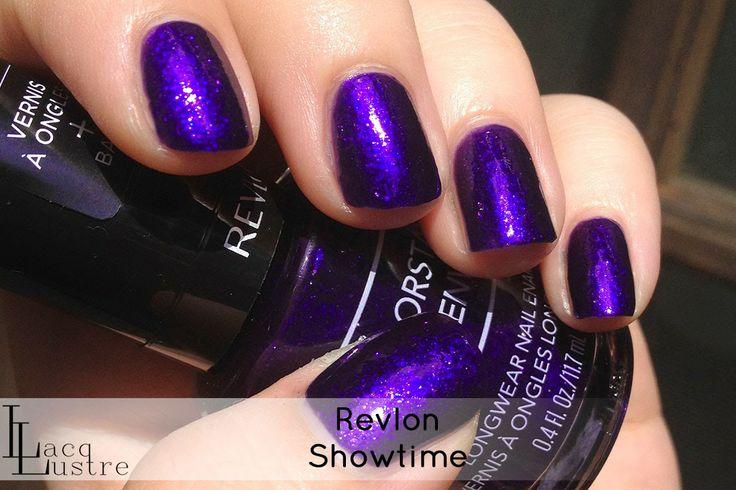 Revlon Colorstay Gel Envy   Showtime  -- LacqLustre