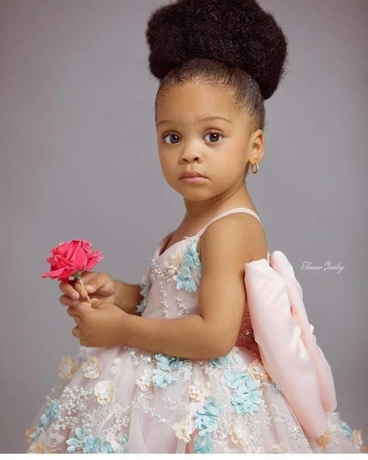 511b0d3b8c31c Pin by Amber Ligon on Faith, Joy and Trinity's Hair in 2019 | Black baby  girls, Twin baby girls, Beautiful black babies