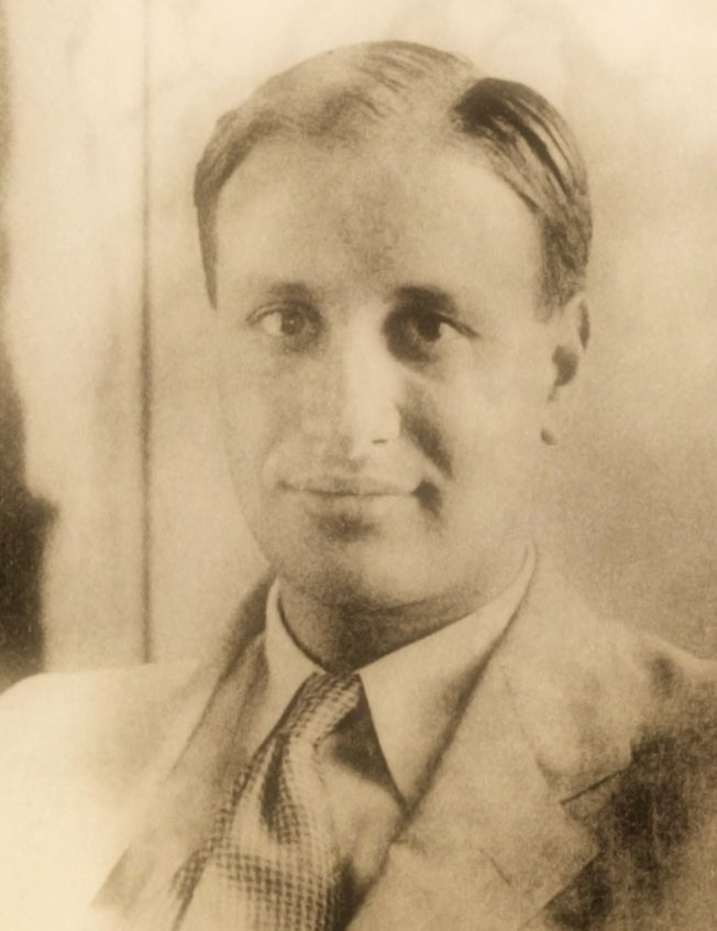 George Guggenheim (1907-39)