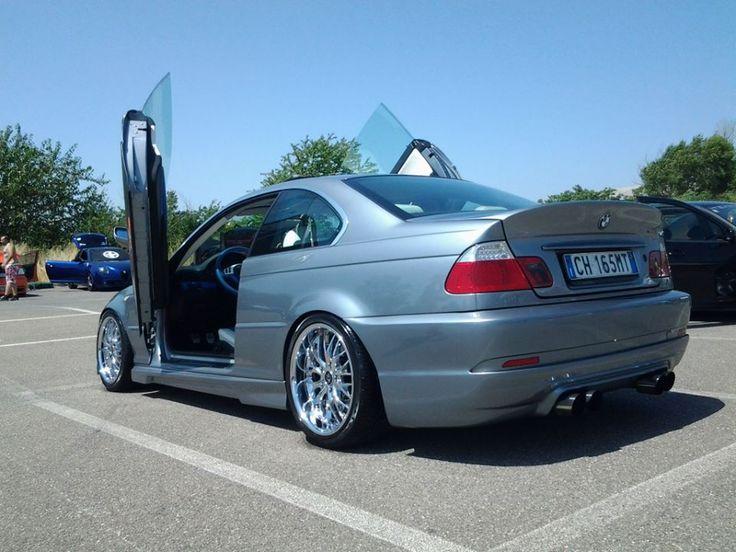 2003 E46 330 BMW 3 Series Tuning by Davide Girardi