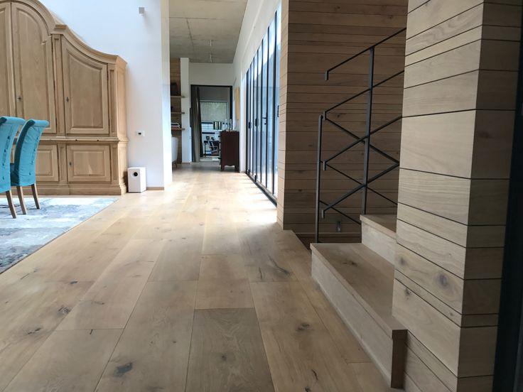 Wide European Oak Flooring by Havwoods