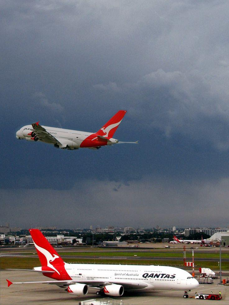 QANTAS A380 | Flickr - Fotosharing!
