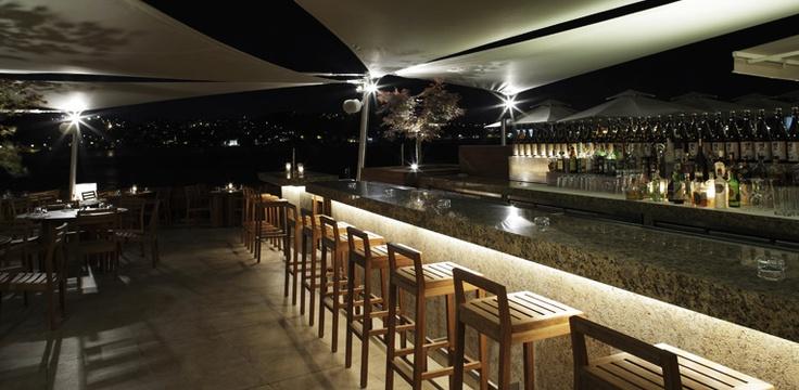 Restaurants In Istanbul –Zuma. Hg2Istanbul.com.