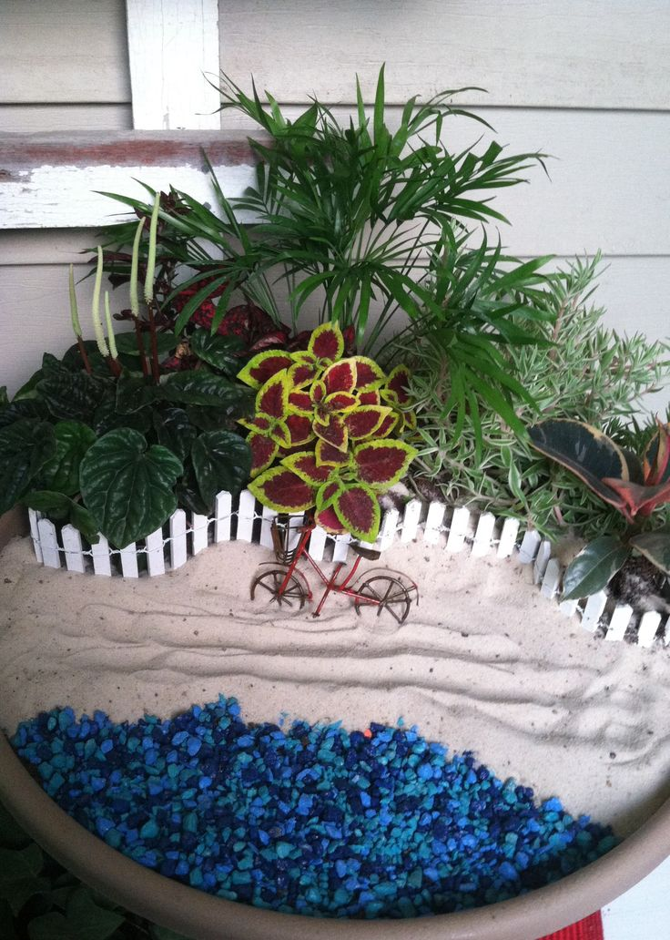 Best 25 Beach Fairy Garden Ideas On Pinterest Miniature