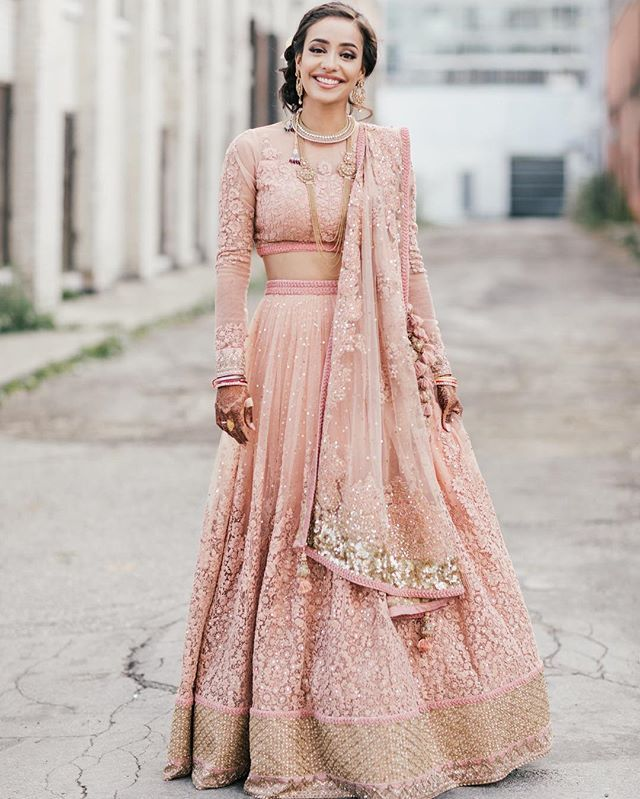 Gorgeous Lengha