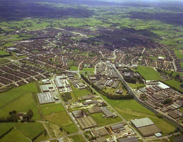 Luchtfoto's Nijkerk (jaartal: 1970 tot 1980) - Foto's SERC