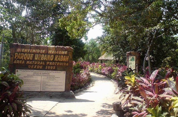 Parque Ecológico Kabah - http://directorioturistico.net/parque-ecologico-kabah/