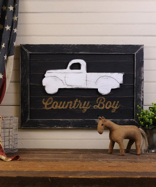 Tractor art, love this for trips room
