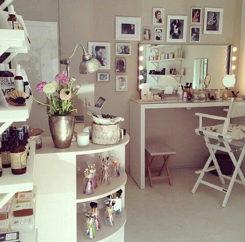 how to open a beauty salon at home