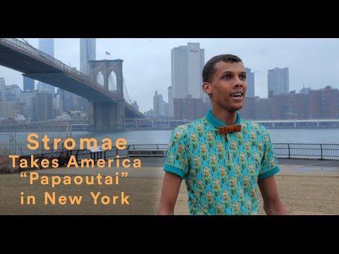 Incognito, Stromae joue « Papaoutai » dans les rues de New York - Elle
