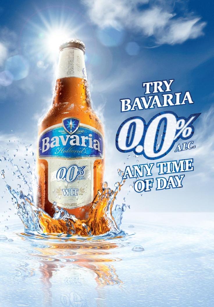 Bavaria 0.0% Wit | Branding - Wheat Beer, Free beer en Bottle