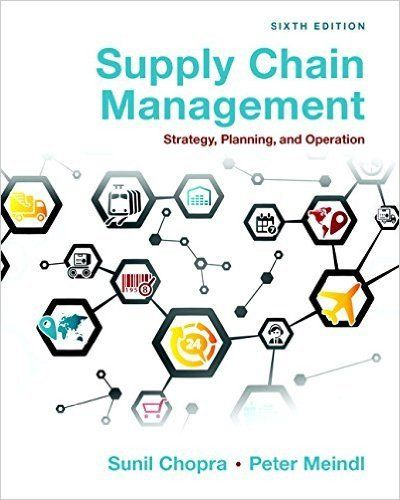 test bank sunil chopra supply chain management pdf free Free sample test bank for purchasing and ebook pdf supply chain management chopra solutions manual supply chain management solution manual sunil chopra.