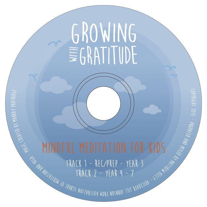 Mindful Meditation CD