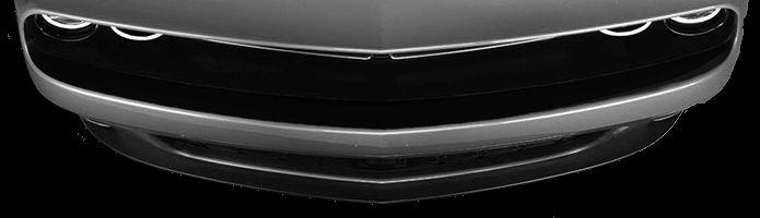 Dodge Challenger 2015 Front Fascia Blackout
