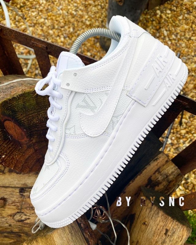 Pin By Leonard Lowe On Lifestyle In 2020 Nike Air Shoes Custom Nike Shoes White Nike Shoes Nike кеды nike air force 1 lv8 5. nike air shoes custom nike shoes