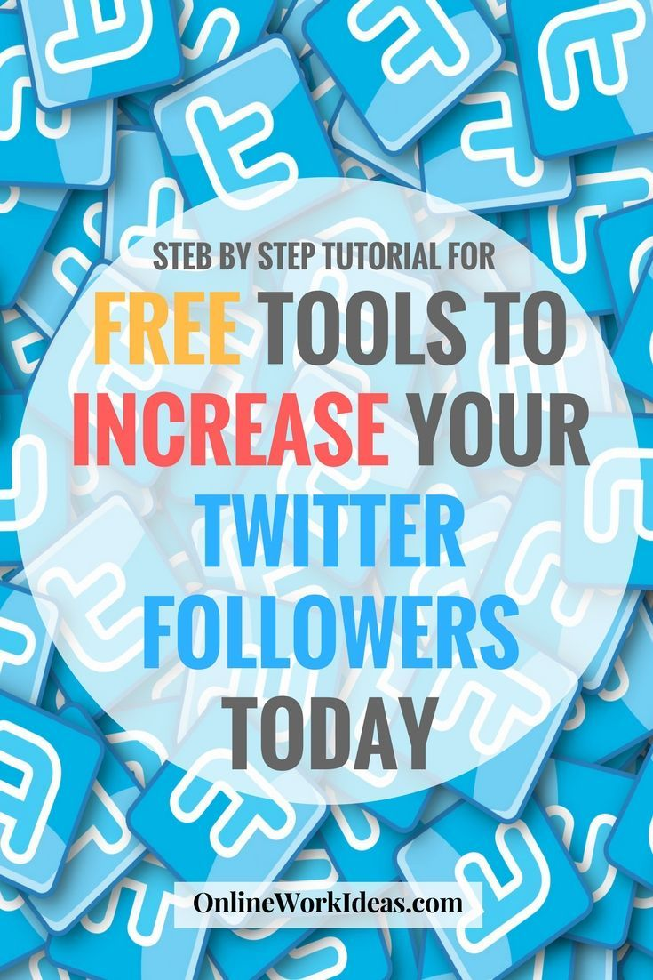 All Tools to Increase Twitter Followers Immediately