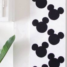 Planificador de comidas semanal de Mickey