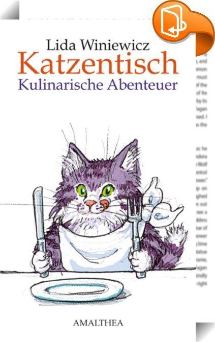 """Katzentisch    ::  Geschichten à la carte, die das Leben schreibt  Nach dem großen, anhaltenden Erfolg von """"Geisterbahn"""" hat Lida Winiewicz wieder witzige, nachdenkliche, höchst originelle Beobachtungen aus dem Alltag niedergeschrieben.  Wie oft haben Sie sich schon zum Essen niedergesetzt? Tausendmal? Zehntausendmal? Hunderttausendmal? Die meisten Mahlzeiten vergisst man. Aber ein paar sind dabei, an die erinnert man sich - fröhliche, traurige, öde, preiswerte, teure, einsame, verzaub..."""