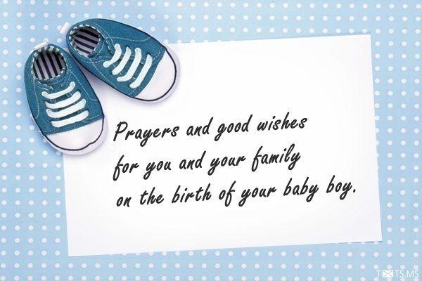 Congratulations Quotes For New Baby Boy Baby Boy Congratulations