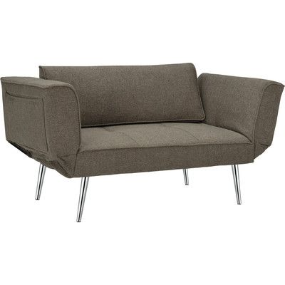 Recliner Sofa  Futons That Are Nothing Like the One You Had in College Grey Sofa BedFuton