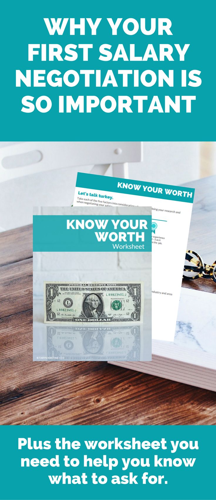 Career Tips | Job Search Tips | Negotiation Tips | Salary Negotiation | Salary Tips | Negotiating Salary | Career Advice | Money | Finance Tips | Careers | Jobs | Budget Tips | Bugeting | Adulting | Printable | Worksheet | Money Advice