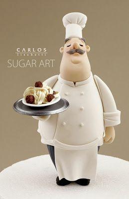 Carlos Lischetti: Il Cuoco