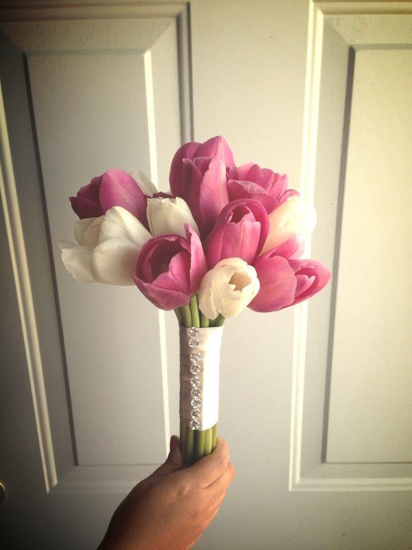 ramo de tulipanes/ tulips bouquet