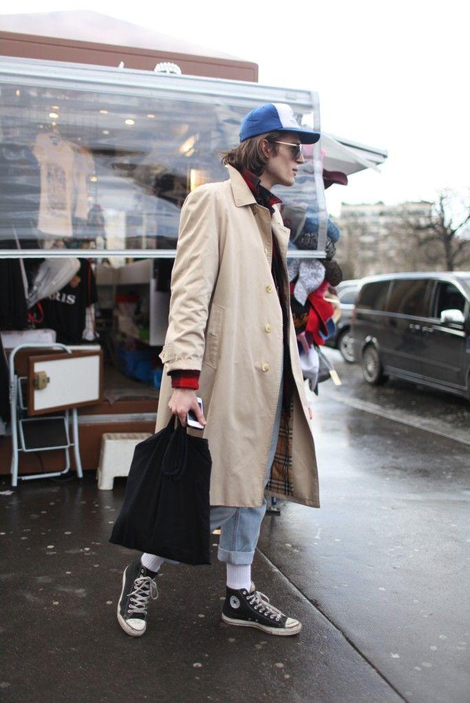 They Are Wearing: Paris Men's Fashion Week Fall 2014 - Slideshow