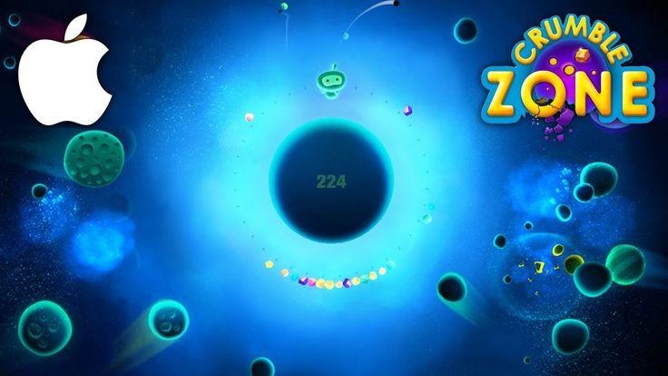 Crumble Zone Review [iPhone & iPad Universal]