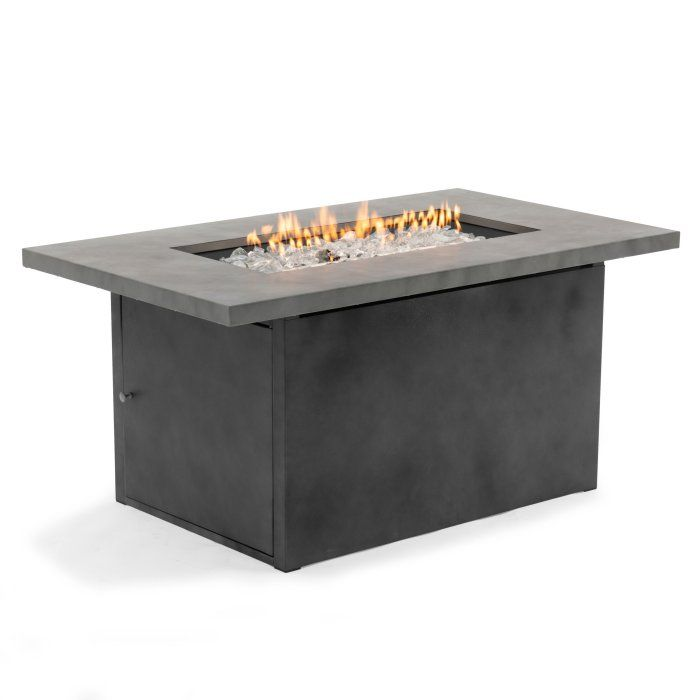 Belham Living Brinlee 52 In Fire Table Hayneedle Fire Table Fire Home Decor Furniture