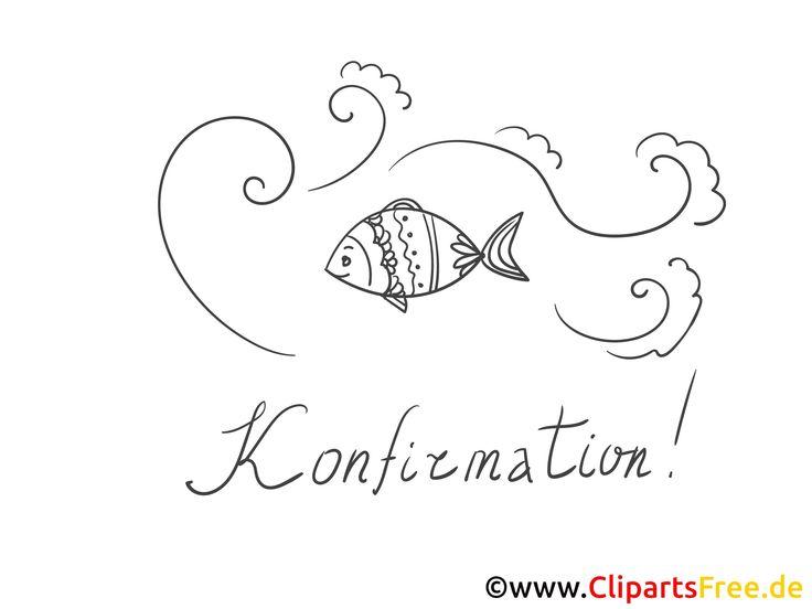 Ten Großartig Malvorlage Fisch Kommunion Idee 2020 in 2020
