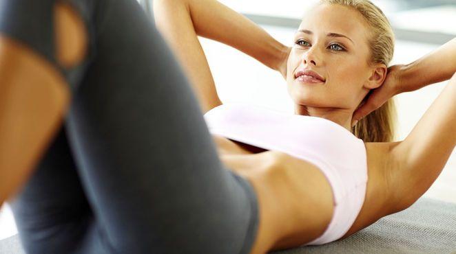 Blitz-Workout - Knack-Po mit 3 Übungen