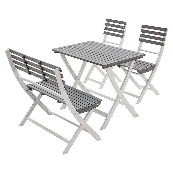 Sunfun Melanie Balkontisch Outdoor Chairs Folding Chair